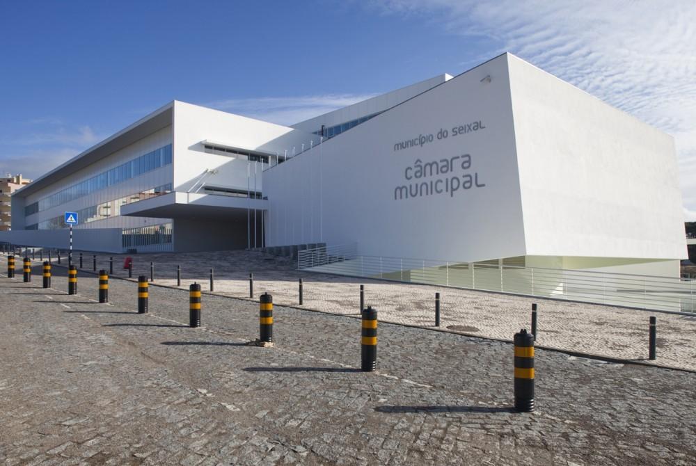 Municipalidad de Seixal / NLA - Nuno Leonidas Arquitectos, © Jose Manuel