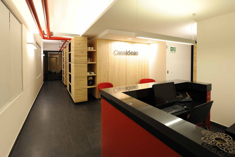 Oficinas Casa Ideas Chile / SUN arquitectos, © Sebastián Noguera, Juan Eduardo Salinas