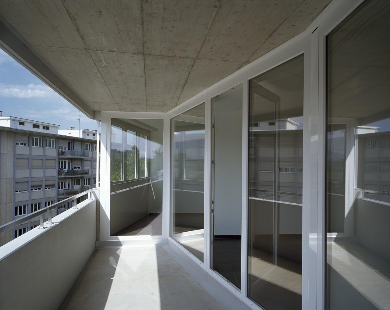 120 affordable appartments / meier + associés architectes  + Burckhardt Partner