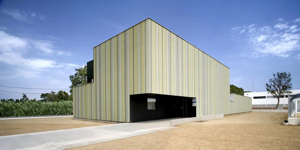 Centro de Asistencia Primaria en Castelló d'Empúries / Josep Ferrando  + Estrella Ordónez + Pedro García, © Adrià Goula