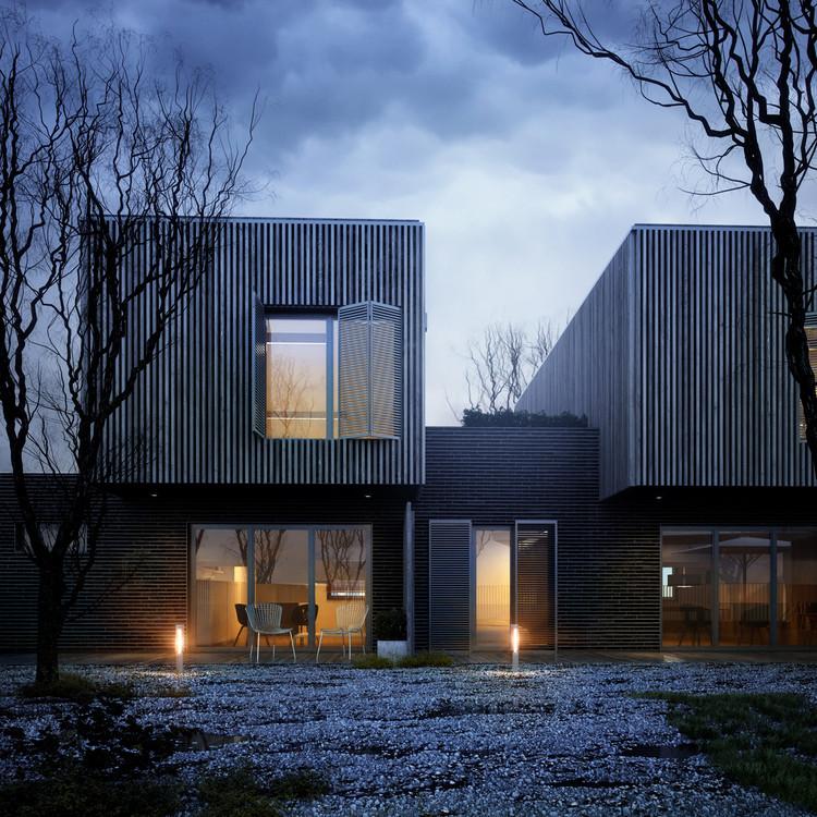 Residencia para Estudiantes Fontaudin / Nadau Lavergne Architects, Cortesía de Nadau Lavergne Architects