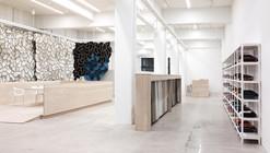 Showroom Kvadrat / Ronan y Erwan Bouroullec