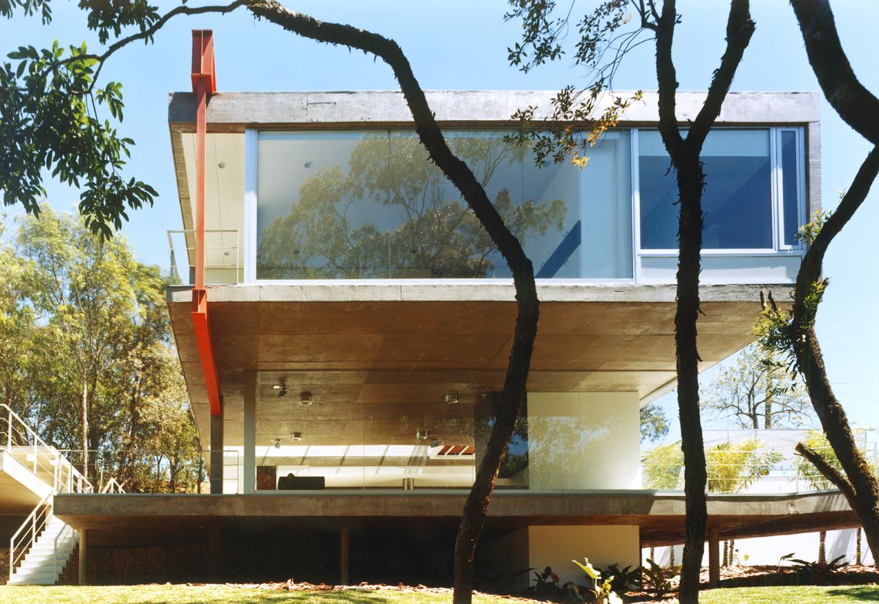 Casa MM / Andrade Morettin Arquitetos Associados, © Nelson Kon