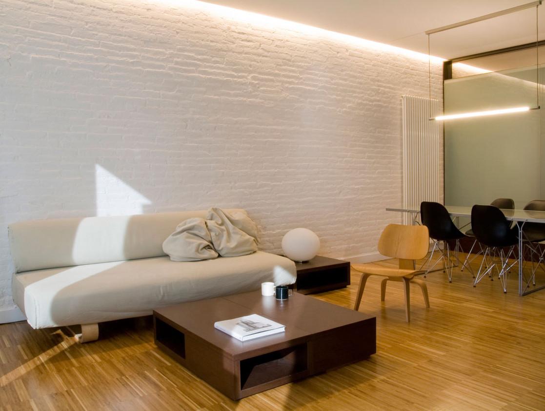 Reforma de una vivienda en Calle Alaba / XTe a+d, © Francesco Soppelsa