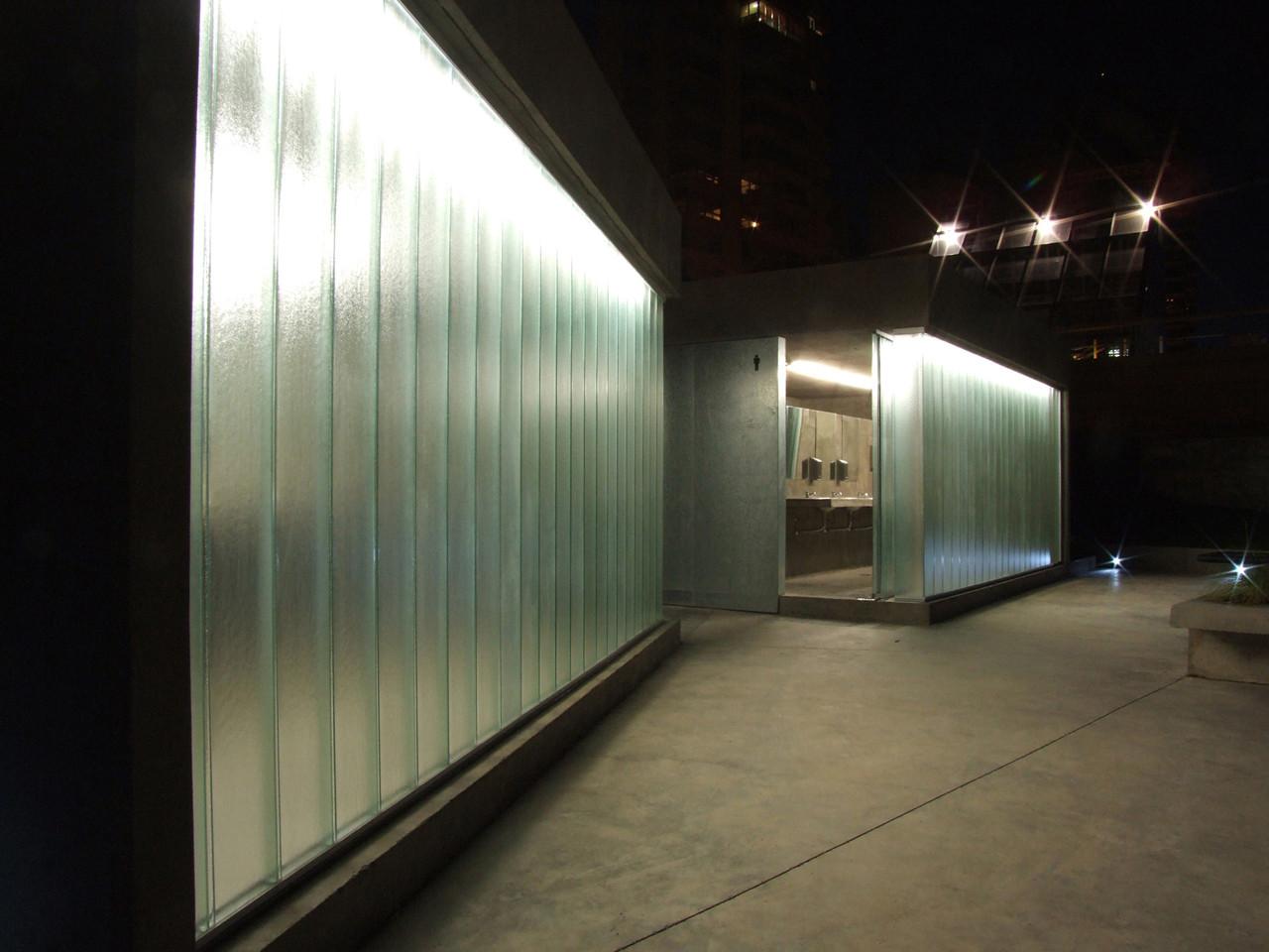 galería de baños públicos parque urquiza / diego jobell - 17