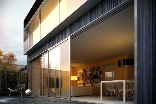Cortesia de Nadau Lavergne Architects