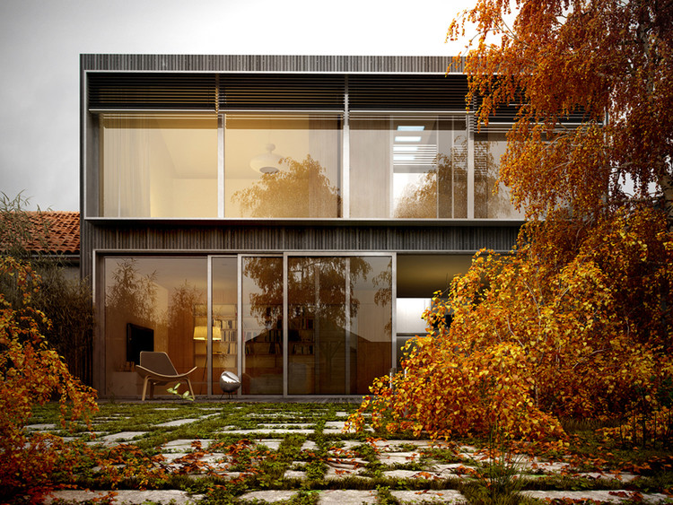 Casa Siarri / Nadau Lavergne Architects, Cortesía de Nadau Lavergne Architects