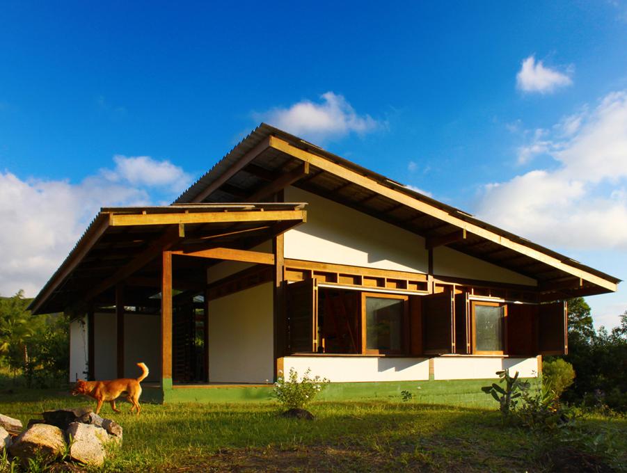 Casa en praia do bonete pedro saito plataforma for Arquitectura casa
