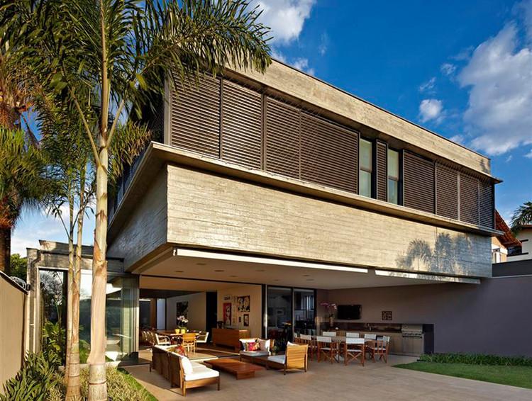 Residencia Belvedere / Anastasia Arquitetos, Cortesía de Anastasia arquitectos