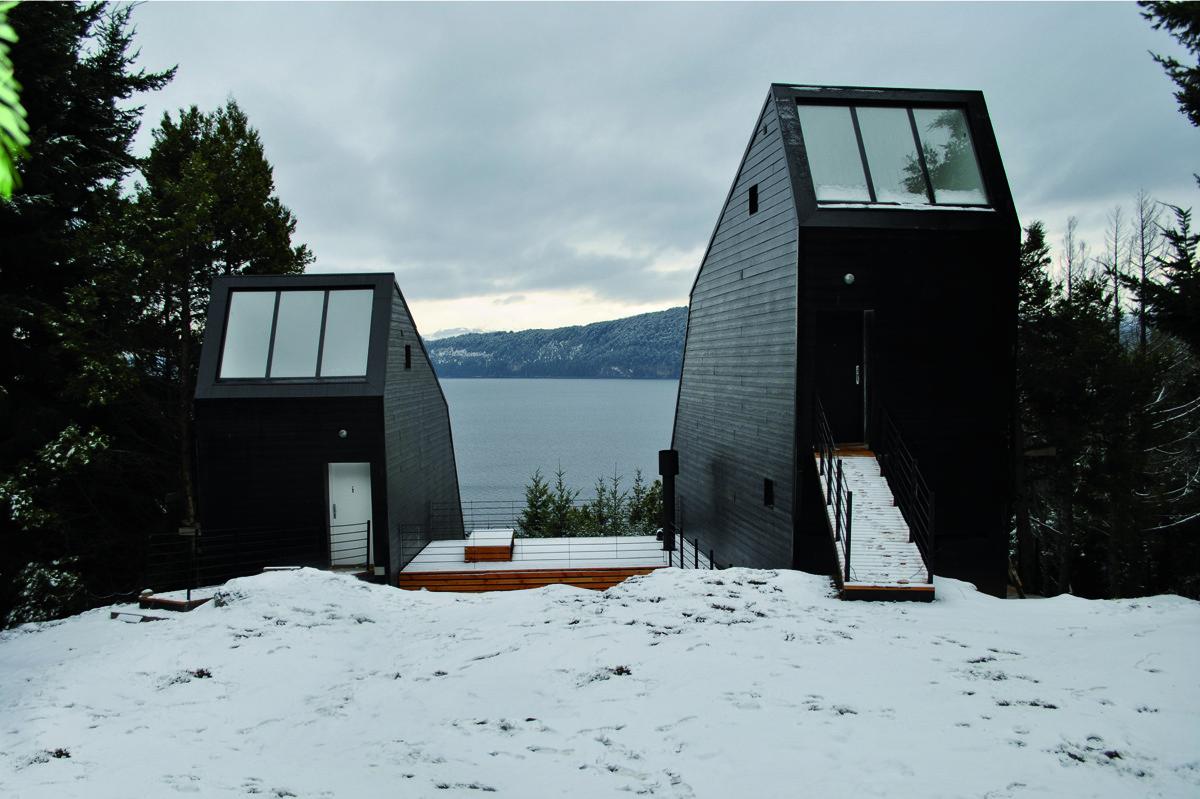 Dachas 01 / ALRICGALINDEZ Arquitectos, © Alric Galindez