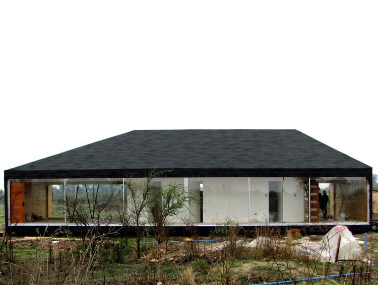 Casa en El Ramal / Cristián Axl Valdés / Mutar Estudio