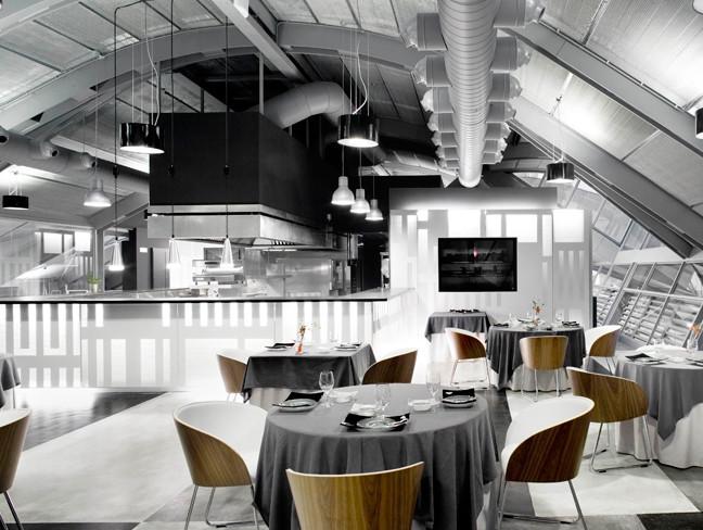Restaurant Michelin / Josep Ferrando, © Adrià Goula