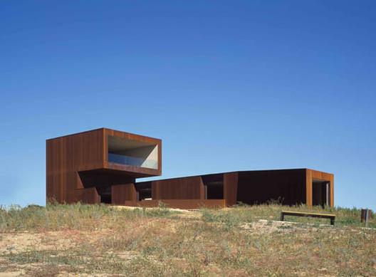 """Museo y Parque Arqueológico """"Cabezo de la Almagra"""" / Cerrejón Arquitectos, © Roland Halbe"""
