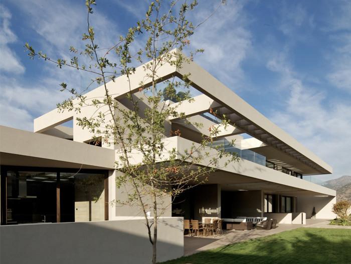 Casa AL / Gonzalo Mardones Viviani, © Nicolás Saieh
