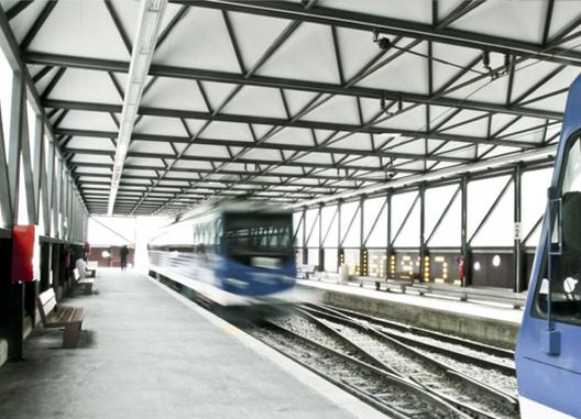 Estación de Trenes en Ribes de Freser / Sau Taller d'Arquitectura