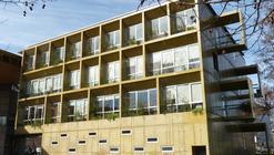 Ampliación Facultad de Educación, Edificio Postgrados / Baixas y Del Río Arquitectos