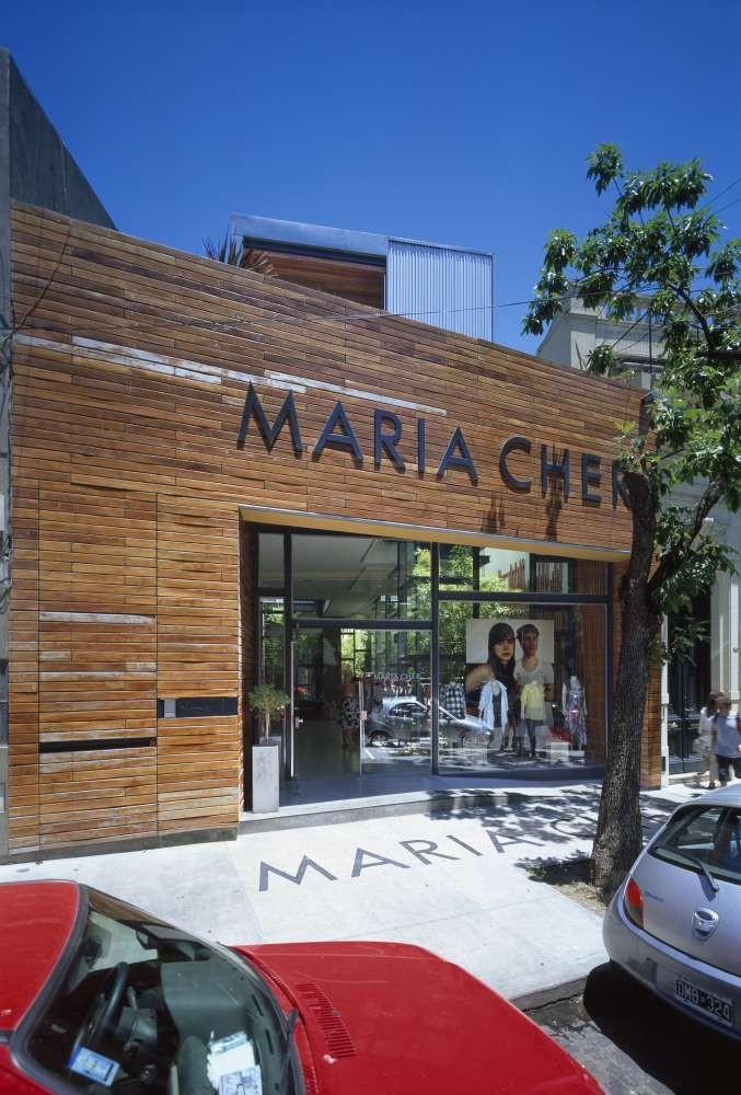 Tienda María Cher / Edgardo Minond + KLOTZ & Asociados, © Roland Halbe