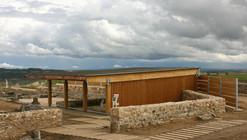 Adecuación de las Estructuras del Yacimiento Arqueológico de la Ciudad Romana de Clunia / a3gm
