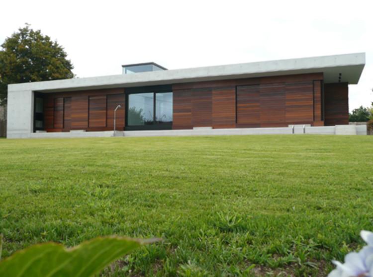Casa Nigrán / José Luis Quintela Porro y Mónica Díaz Rodríguez, Cortesía de José Luis Quintela