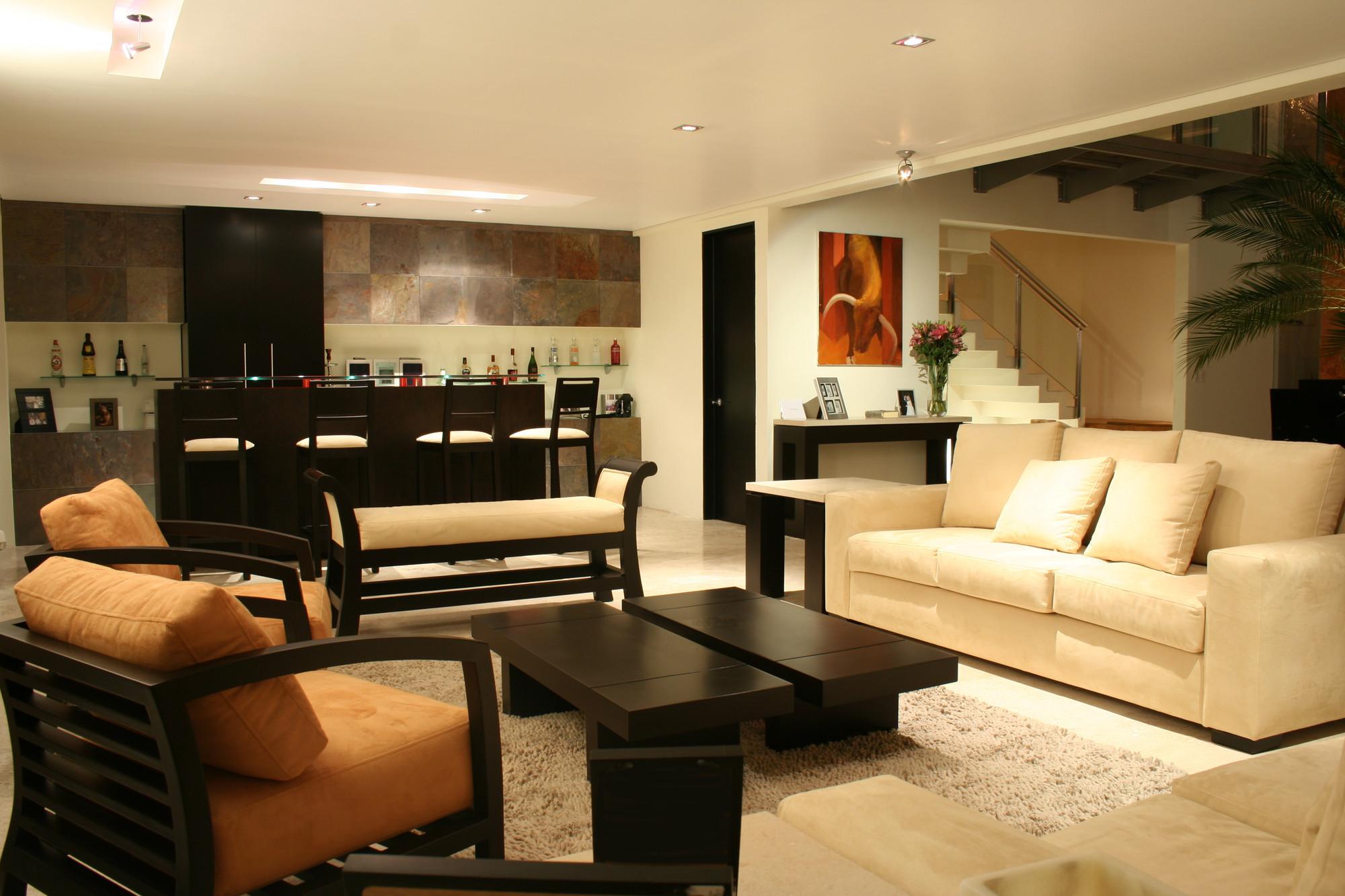 Galer a de casa f micheas arquitectos 8 for Casas y sus interiores