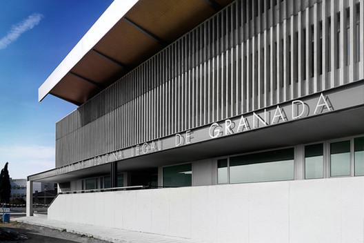 Legal Medical Institute Of Granada Andrés López Jesús Bozzo Y Rosa Palacios Archdaily