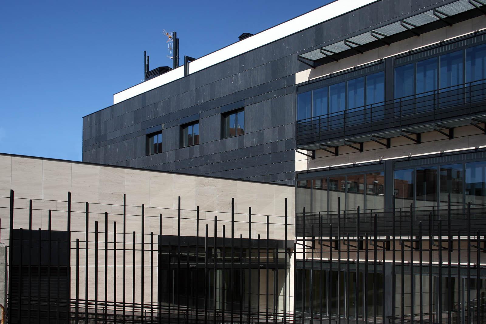 Galer a de residencia para mayores en madrid geed - Arquitectos madrid 2 0 ...
