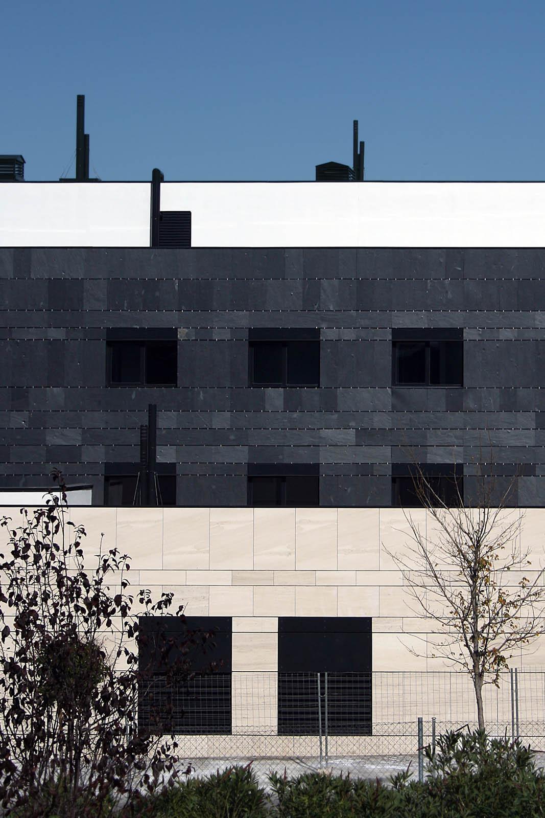 Galer a de residencia para mayores en madrid geed - Arquitectos en madrid ...