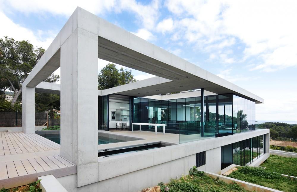 Casa en Costa d'en Blanes / SCT Estudio de Arquitectura, © José Hevia