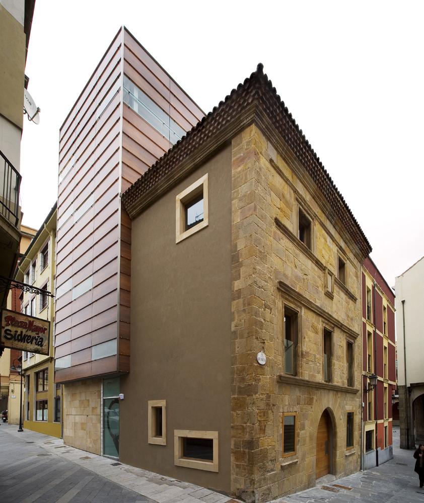 Colegio Oficial de Arquitectos de Asturias en Gijón / Ruiz-Larrea y Asociados, © Marcos Morilla