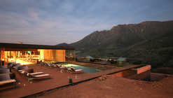 Hotel del Valle Spa - Rinconada / Estudio Larraín