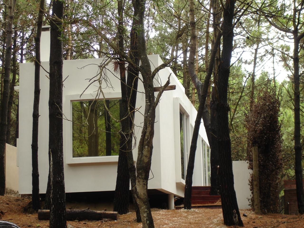 Casa Bianca / [gh.arqs], © Christian Giani y María Jesús Huarte