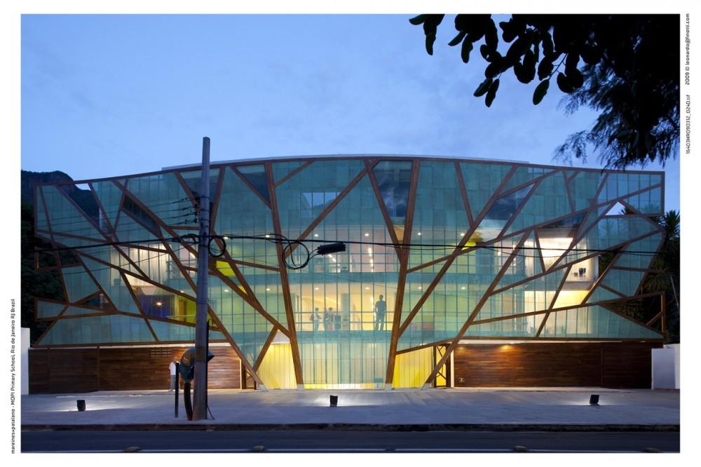 Escuela MOPI / Mairenes + Patalano, © Leonardo Finotti