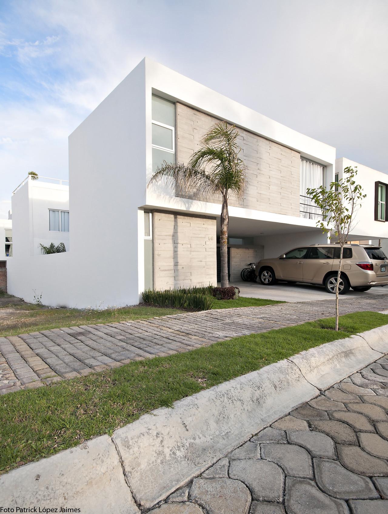 Casa SJ10 / JAR jaspeado arquitectos + NM + Arquitectos, © Patrick López Jaimes