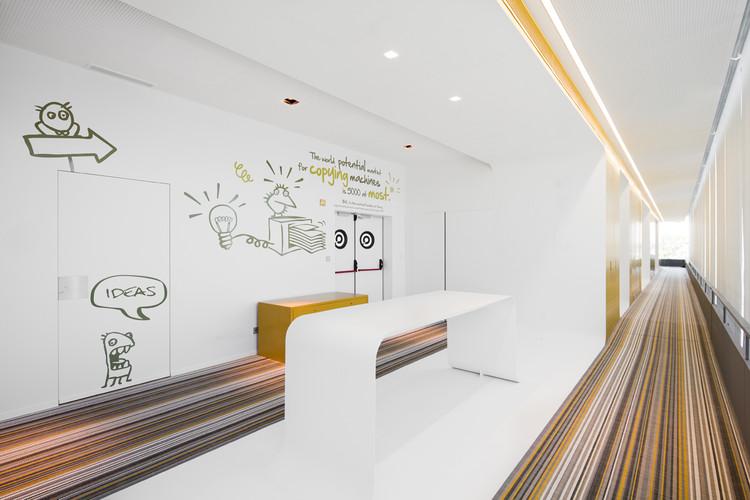 Oficinas Fraunhofer Portugal / Pedra Silva Arquitectos, © João Morgado