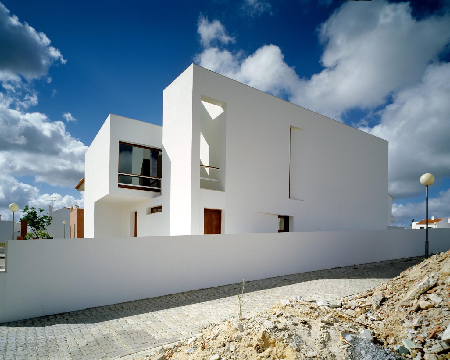 Casa en Grândola / ARX Portugal, © Daniel Malhão