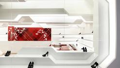 Tienda Queen Shoes / Studio Guilherme Torres