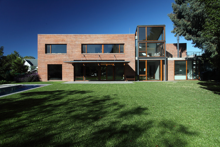 Casa en San Jorge / David Mutal Arquitectos, © Gustavo Sosa Pinilla