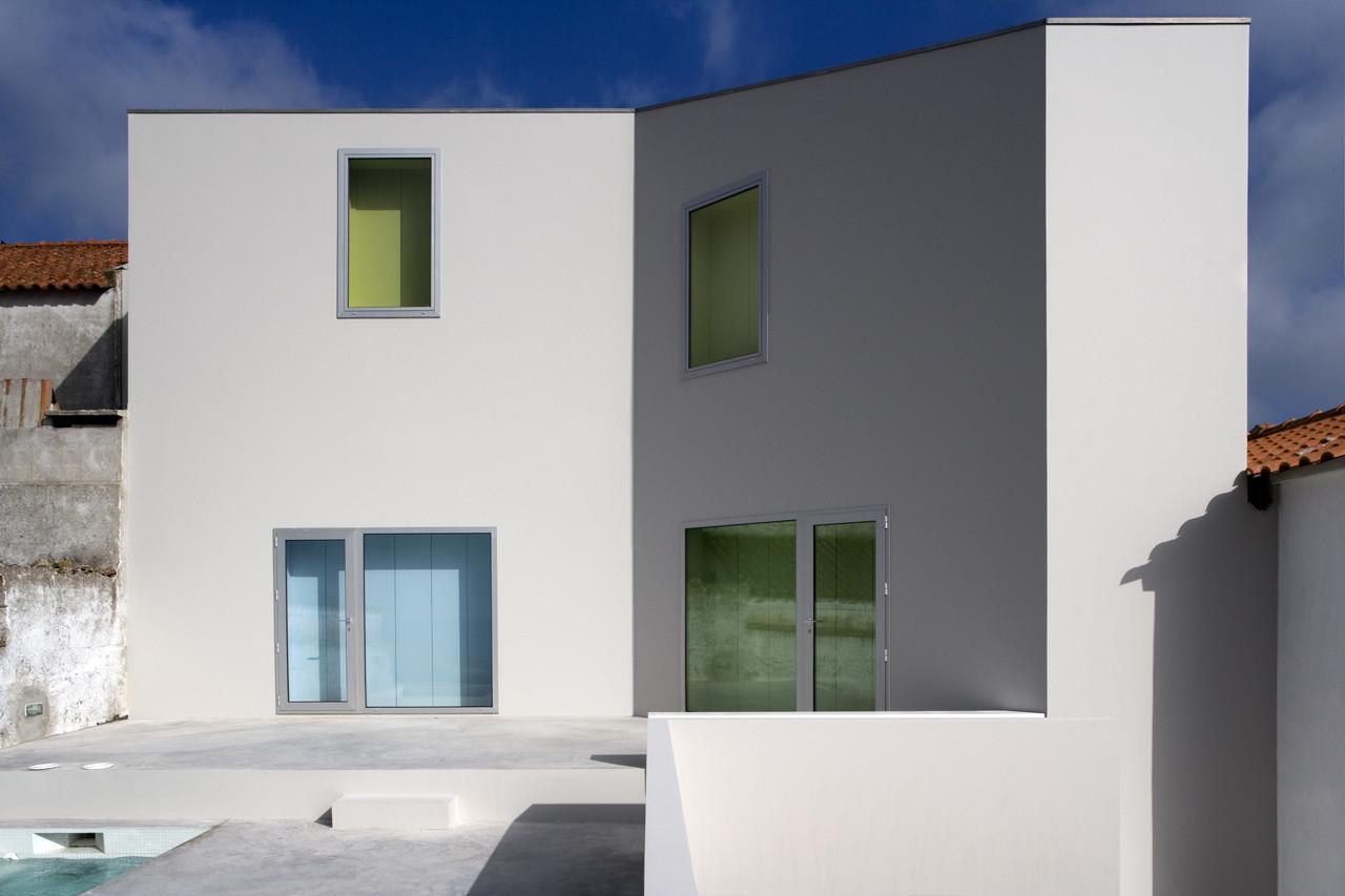 Casa Sobral da Lagoa / Bak Gordon Arquitectos, © Leonardo Finotti