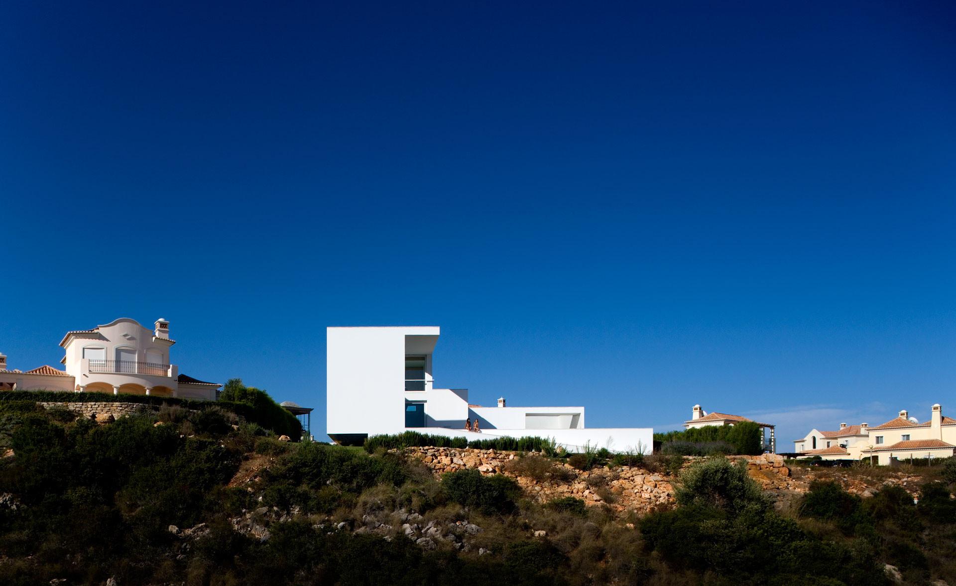 Casa en Martinhal / ARX Portugal, © FG+SG – Fernando Guerra, Sergio Guerra