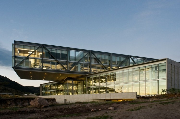 Edificio de Oficinas Cinepolis / KMD Architects, © Michael Calderwood