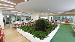 Oficinas Fundación de la Mujer / SDH Arquitectos
