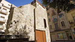 Rehabilitación de la Puerta de Sobrerroca / Santamaría Arquitectes