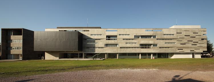 Instituto de Pesquisas Biotecnológicas / De La Fuente + Luppi + Pieroni + Ugalde + Winter, © A3 Luppi Ugalde Winter
