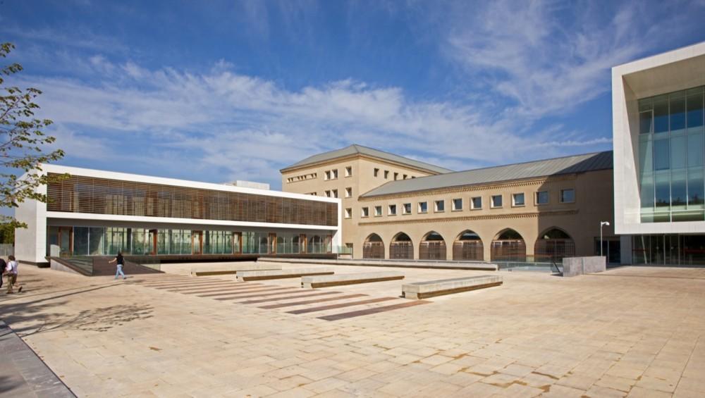 Rehabilitación del Seminario Metropolitano / ACXT Arquitectos, © Antonio Ceruelo