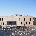 Oficinas de la diputaci n provincial de zamora g f - Arquitectos en zamora ...