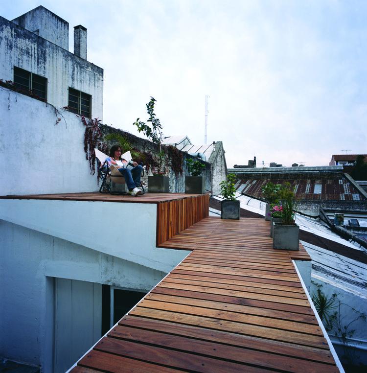Loft 34 / Najmias Oficina de Arquitectura [NOA], © Csaba Herke