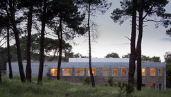 Centro de Interpretación del Monte Abantos / g+f arquitectos