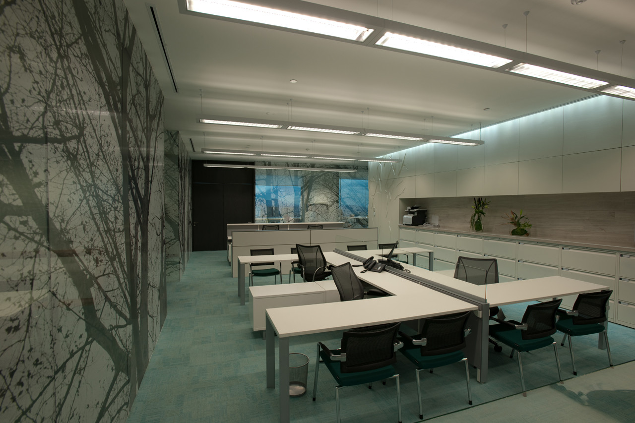 Oficinas power green technologies colonnier y asociados for Arquitectura de oficinas