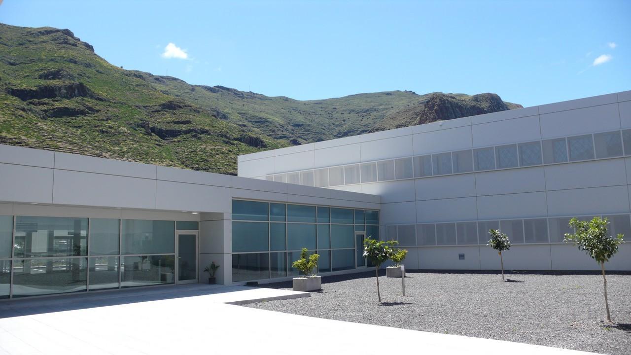 Hospital de la Gomera / Canvas Arquitectos, © Luis Asin