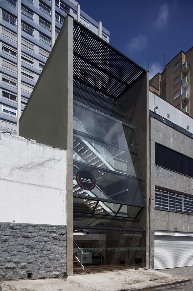Estudio Kaze Paulista / FGMF Arquitectos, © Fran Parente
